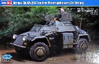 Sd.Kfz.222 装甲偵察車 (第1シリーズ)