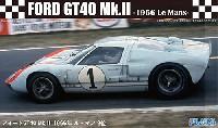 フォード GT40 Mk.2 1966年 ル・マン 2位