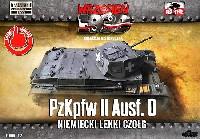 ドイツ 2号快速戦車 D型