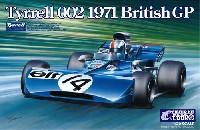 ティレル 002 1971 イギリスGP