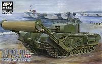 AFV CLUB1/35 AFV シリーズチャーチル Mk.4 TLC カーペットレイヤー (タイプA)