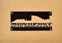 モノポスト1/20 オリジナルレジンキットメルセデス F1 W05 モナコGP 2014
