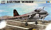 トランペッター1/32 エアクラフトシリーズA-6E/TRAM イントルーダー