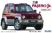 フジミ1/24 インチアップシリーズ三菱 パジェロ Jr. ZR-2