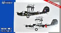 スペシャルホビー1/48 エアクラフト プラモデルスーパーマリン ウォーラス Mk.1 初期型