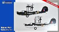スペシャルホビー1/48 エアクラフト プラモデルスーパーマリン ウォーラス Mk.1 戦艦搭載型
