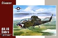 スペシャルホビー1/72 エアクラフト プラモデルAH-1G コブラ アメリカ海兵隊
