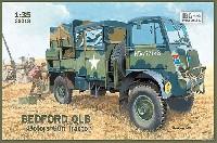 ベッドフォード QLB 3tトラック 4×4 ガントラクター
