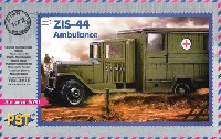 PST1/72 AFVモデルロシア ZIS-44 野戦救急車