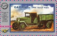 PST1/72 AFVモデルロシア GAZ-MM 四輪トラック 1941年型