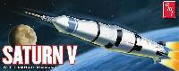 amtプラスチックモデルキットサターン5型 ロケット (月着陸船付属)