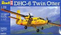 レベル1/72 飛行機DHC-6 ツインオター
