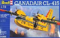 レベル1/72 飛行機カナディア CL-415