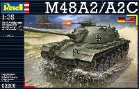 レベル1/35 ミリタリーM48A2/A2C