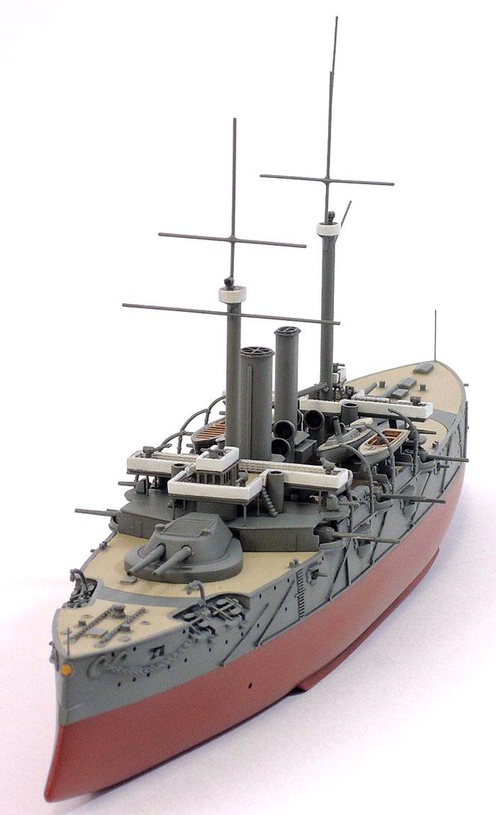 日本海軍 戦艦 富士レジン(シールズモデル1/500 レジンキットNo.MSM001)商品画像_2