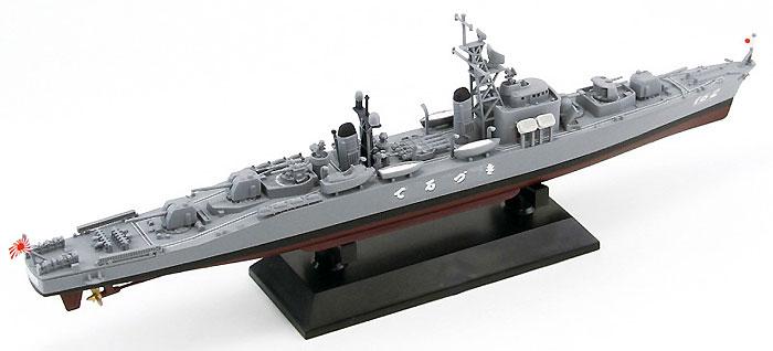 海上自衛隊 護衛艦 DD-162 てるづき (初代) (レジン製船底付)プラモデル(ピットロード1/700 スカイウェーブ J シリーズNo.J-048S)商品画像_3