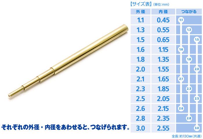 NEW C・パイプ 3.0金属材(ウェーブC・パイプNo.OP-582)商品画像_1