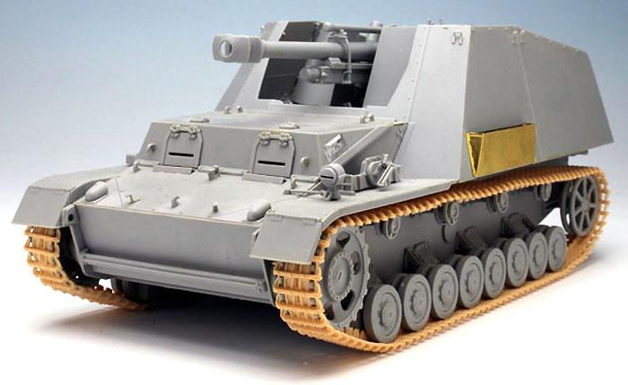 ドイツ Sd.Kfz.165 フンメル-ヴェスペプラモデル(サイバーホビー1/35 AFV シリーズ ('39~'45 シリーズ)No.6535)商品画像_3