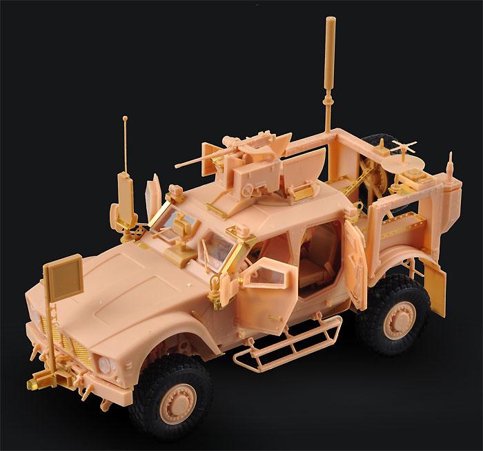 M-ATV MARP w/クロウズ 2 遠隔操作銃塔付きプラモデル(パンダホビー1/35 CLASSICAL SCALE SERIESNo.PH35007)商品画像_3