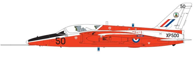 フォーランド ナット T.1プラモデル(エアフィックス1/48 ミリタリーエアクラフトNo.A05123)商品画像_2