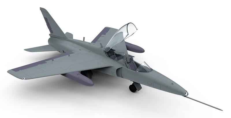 フォーランド ナット T.1プラモデル(エアフィックス1/48 ミリタリーエアクラフトNo.A05123)商品画像_3