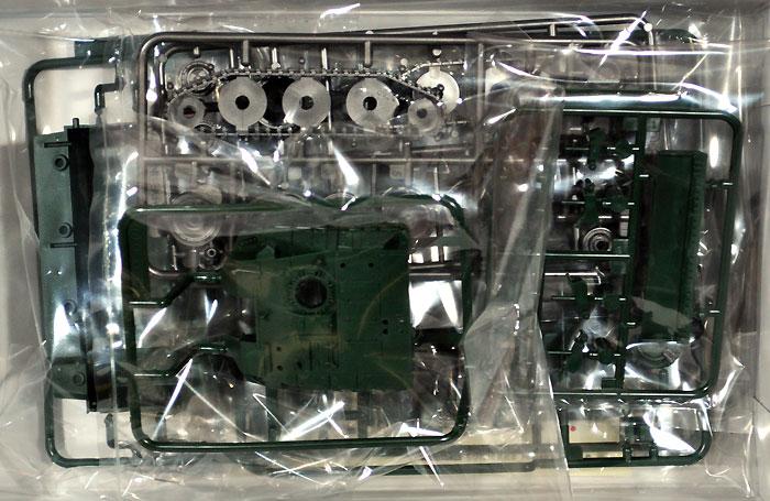 10式戦車 ドーザー付プラモデル(フジミちび丸ミリタリーNo.002)商品画像_1
