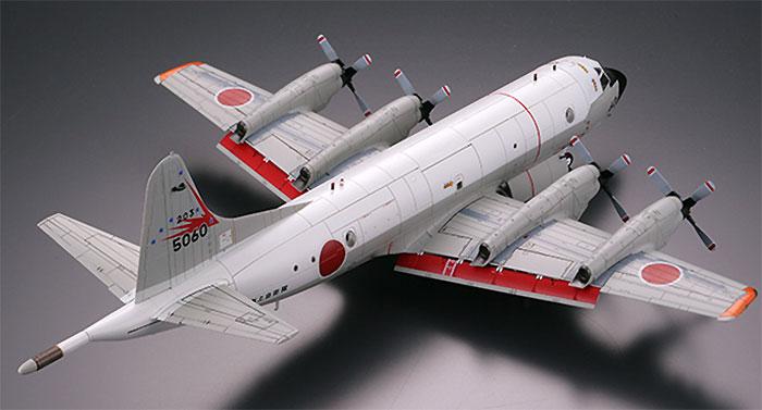 海上自衛隊 P-3C オライオン 第203教育航空隊 (下総基地)プラモデル(トミーテック技MIXNo.AC308)商品画像_1