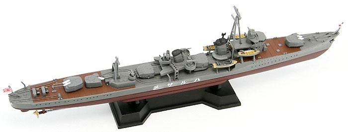 日本海軍 白露型駆逐艦 春雨 (新装備付)プラモデル(ピットロード1/700 スカイウェーブ W シリーズNo.SPW032)商品画像_3