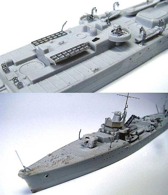 日本海軍 給油艦 足摺型用 エッチングパーツエッチング(ピットロード1/700 エッチングパーツシリーズNo.PE-232)商品画像_3
