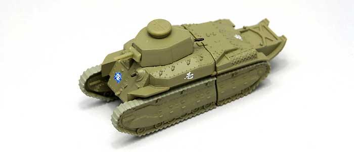 八九式中戦車 甲型 USBメモリ 1(発見時/練習試合時)完成品(ファインモールドガールズ&パンツァー 戦車USBメモリ シリーズNo.95001)商品画像_1