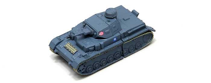 4号戦車 D型 USBメモリ 2 (全国大会時)完成品(ファインモールドガールズ&パンツァー 戦車USBメモリ シリーズNo.95006)商品画像_1