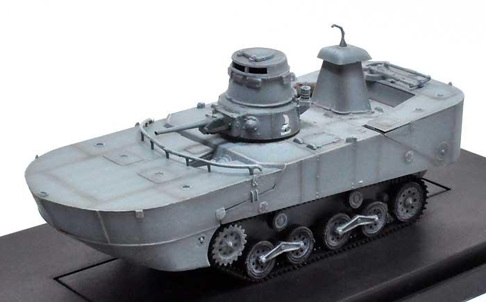日本海軍 水陸両用戦車 特二式内火艇 カミ 海上浮航形態 (前期型フロート付き) 1944年 クェゼリン島完成品(ドラゴン1/72 ドラゴンアーマーシリーズNo.60608)商品画像_2