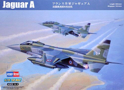 フランス空軍 ジャギュア A ホビーボス プラモデル