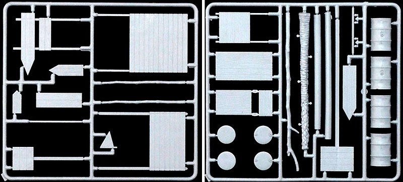 標識セット 2プラモデル(イタレリ1/35 ミリタリーシリーズNo.6527)商品画像_2