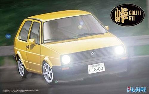 フォルクスワーゲン ゴルフ 2 GTIプラモデル(フジミ1/24 峠シリーズNo.012)商品画像