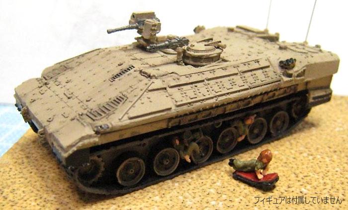 IDF ナメル APCレジン(マツオカステン1/144 オリジナルレジンキャストキット (AFV)No.MTUAFV-073)商品画像_2