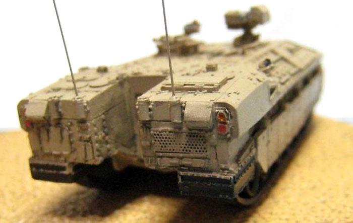 IDF ナメル APCレジン(マツオカステン1/144 オリジナルレジンキャストキット (AFV)No.MTUAFV-073)商品画像_3