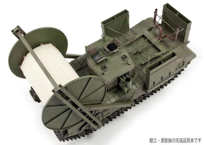 チャーチル Mk.3 カーペットレイヤー D型プラモデル(AFV CLUB1/35 AFV シリーズNo.AF35274)商品画像_2