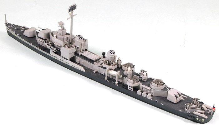米国海軍 駆逐艦 DD-710 ギアリングプラモデル(ピットロード1/700 スカイウェーブ W シリーズNo.W032)商品画像_3