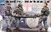 アメリカ陸軍 現用歩兵 野戦救急