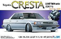 トヨタ クレスタ 2.0 GTツインターボ (GX71)