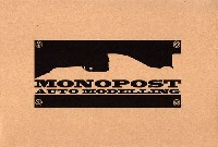 モノポスト1/20 オリジナルレジンキットメルセデス F1 W05 スペインGP 2014