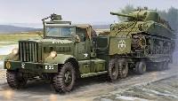 アメリカ M19 戦車運搬車 ソフトトップ