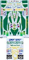 タブデザイン1/20 デカールロータス Type102B 1991