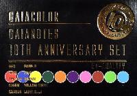 ガイアノーツガイアカラー10周年記念 カラーセット (10色)