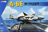 キネティック1/48 エアクラフト プラモデルA-6E イントルーダー 艦上攻撃機