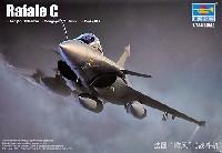 トランペッター1/144 エアクラフトシリーズダッソー ラファール C