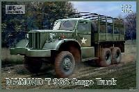 アメリカ ダイヤモンド T968/968A カーゴトラック