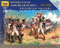 ズベズダART OF TACTICフランス ライン歩兵 1812-1815