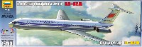 ズベズダ1/144 エアモデルイリューシン IL-62M